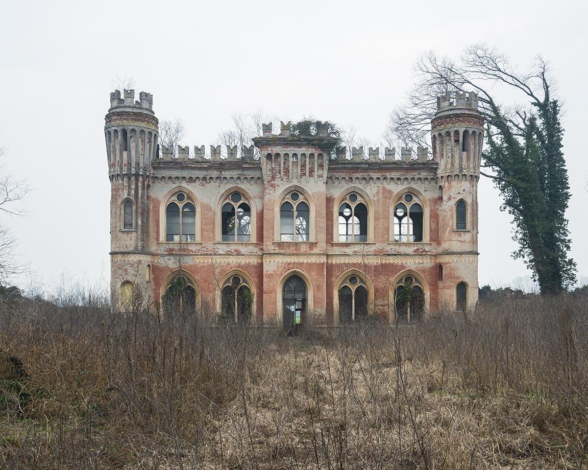 allegoria di un castello